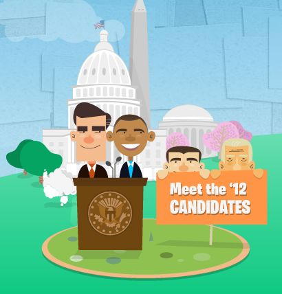 to answer his questions about the election - PBS Kids The Democracy Project