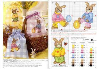 Atelier Colorido PX: Coelhinhos para a Páscoa!