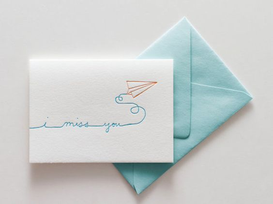 14 Sweet and Silly Cards to Send to Your Long Distance BFF via Brit + Co.