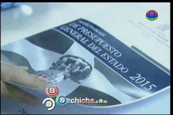 Comisión Encontró Fondos Para La UASD En El Presupuesto 2015 #Video