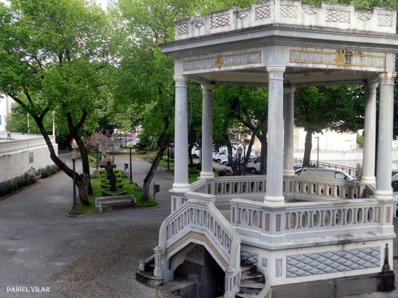 Reanimar os Coretos em Portugal: Bragança
