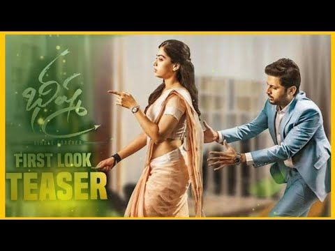 Bheeshma Movie First Look Motion Poster Nithin Rashmika Mandanna Youtube Full Movies Online Free Movie Blog Movies Online