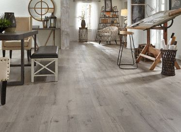 7mm driftwood hickory evp coreluxe by tranquility for Evp plank flooring