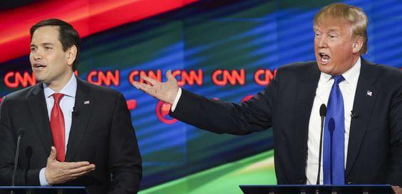 Rubio lâche (trop tard ?) ses coups contre Trump