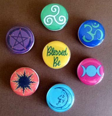 Wiccan Ways~ Magnet Set. Starting at $5 on Tophatter.com!