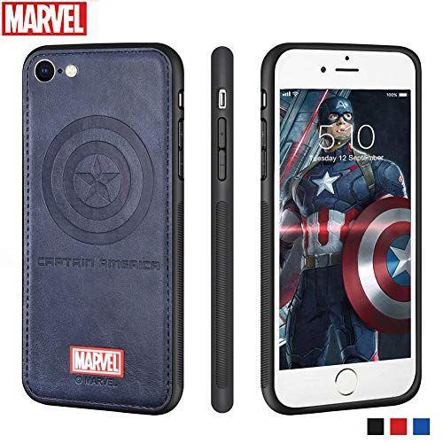 coque iphone 8 captain america