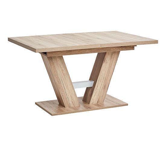 Table Avec Allonge Vito Dark San Remo In 2020