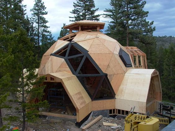 geodesic pinterest construction nature et espaces. Black Bedroom Furniture Sets. Home Design Ideas