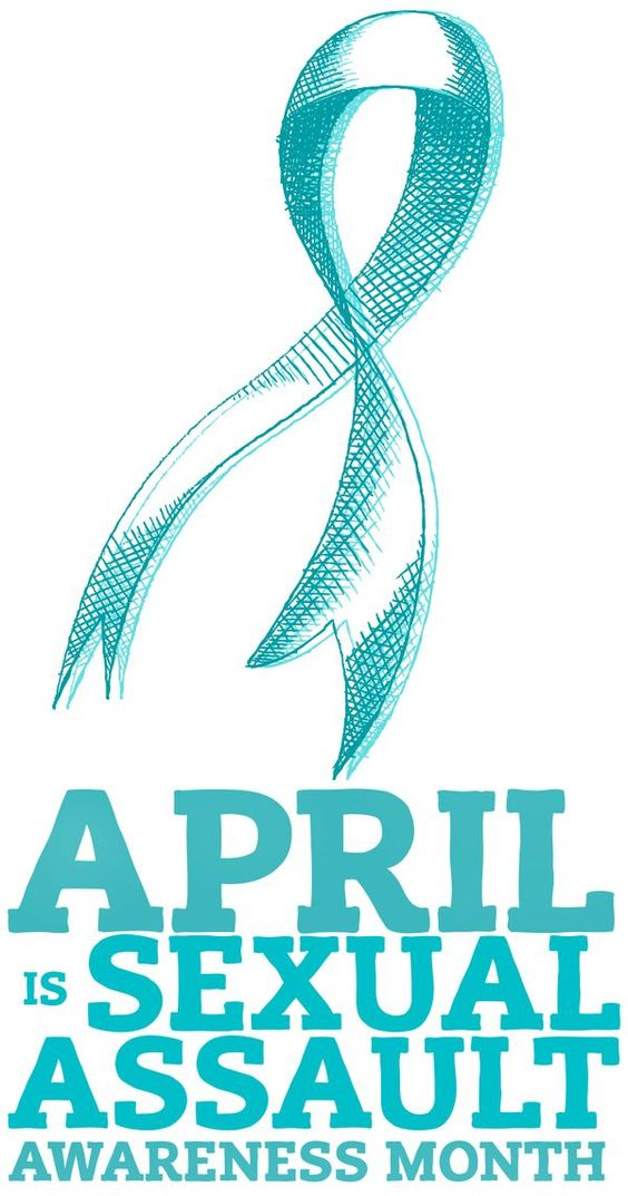 April is Sexual Assault Awareness Month: