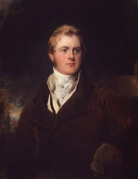 Frederick John Robinson, 1st Earl of Ripon by Thomas Lawrence Date painted: c.1823 Collection: National Portrait Gallery:
