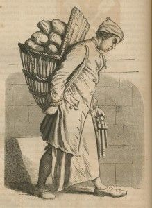 boulanger du XVIIIe siècle