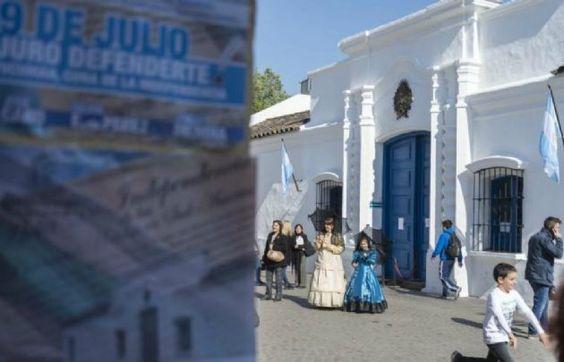 9 de Julio – Declaración de la Independencia Argentina