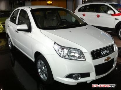 Chevrolet Aveo  - 2015