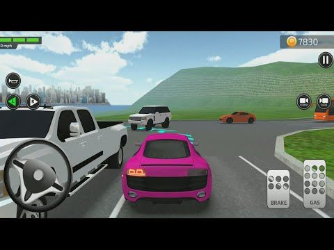 Parking Frenzy 2 0 3d Game 4 Car Parking Simulator Android Gameplay Youtube In 2020 Hit Games Gameplay Let The Fun Begin
