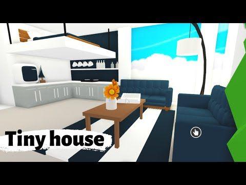 Adopt Me Tiny House Speed Build Youtube Cute Room Ideas House House Design