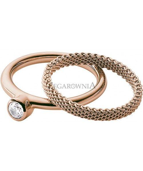 Pierscionki Damskie Skagen Skj0852791 Zegarownia Pl Jewelry Engagement Rings Wedding Rings