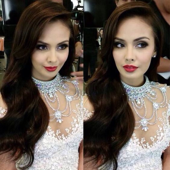 Reigning Miss World