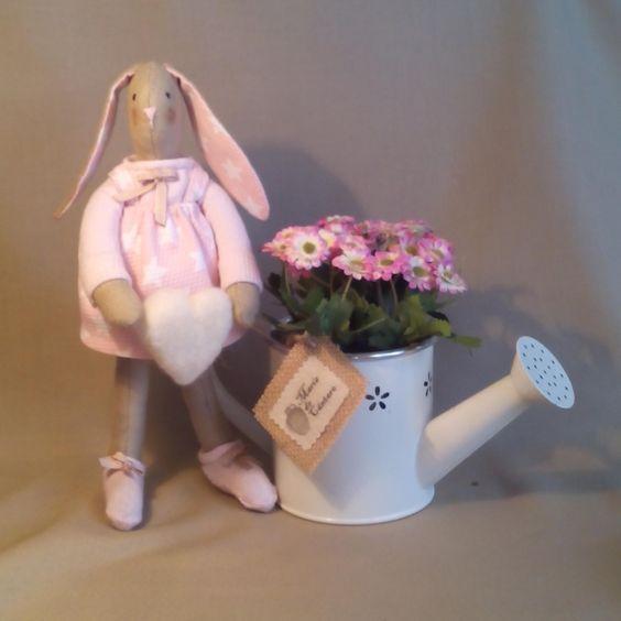 Handmade dolls by María de Cántaro.