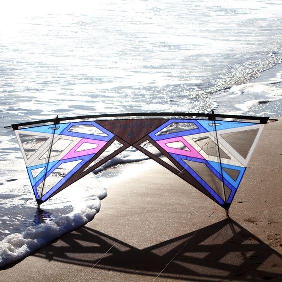 New Freilein 7.5ft Quad Line Stunt Kite For Sale High Quality Various Color Power Sports Single Stunt Kite