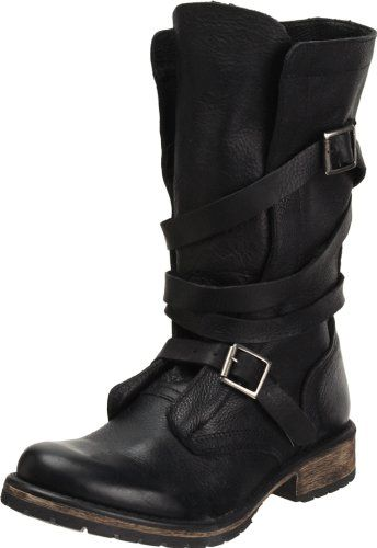 I love these boots. I wear them as much as possible and always get compliments on them. They are comfortable.