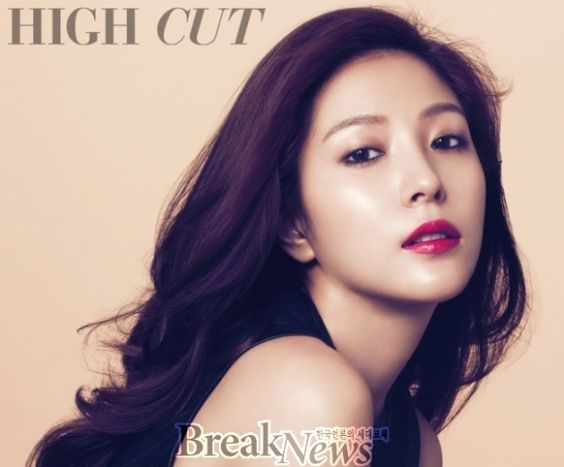 BoA in High Cut magazine  - http://KPOPK.com
