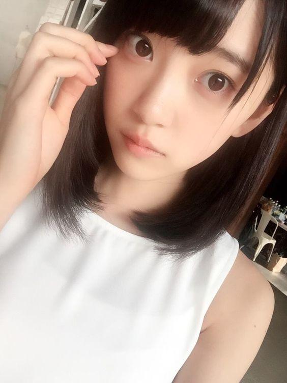 Hori Miona (堀未央奈) #Miona (みおな)