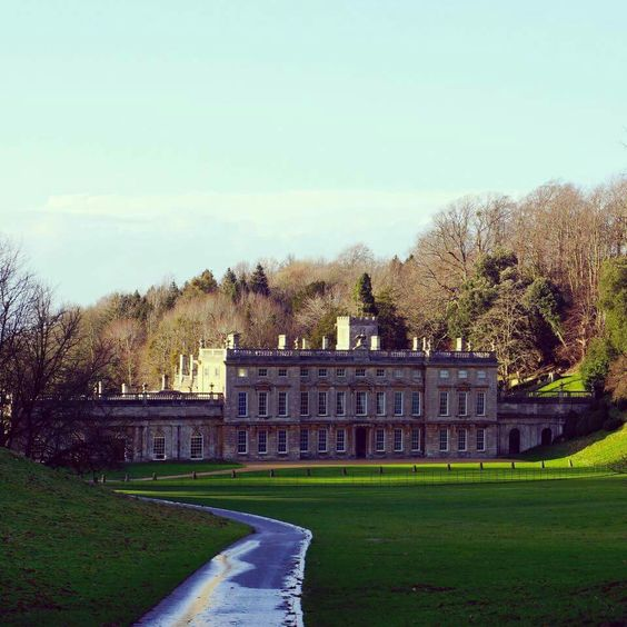 Dyrham Park in Gloucestershire