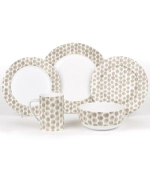 Dotkat 20 pc dinnerware set - tabletop - Home