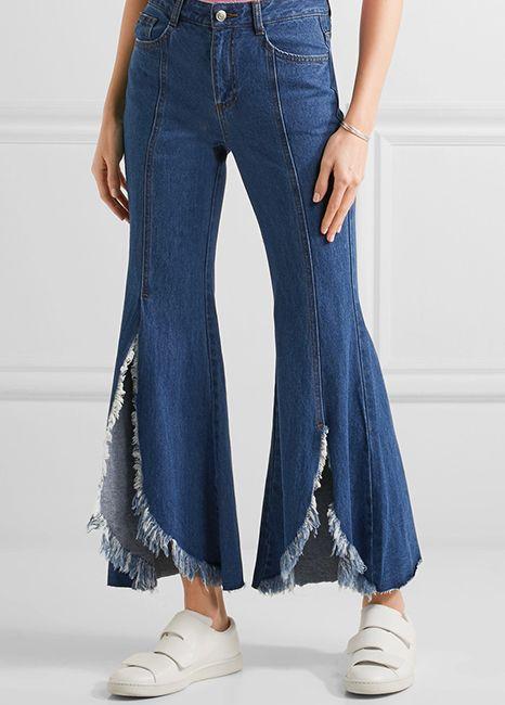 La versión más alocada de los jeans