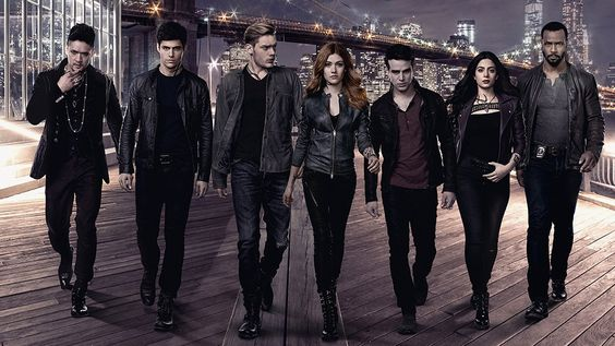 Shadowhunters: The Mortal Instruments (Season 2)