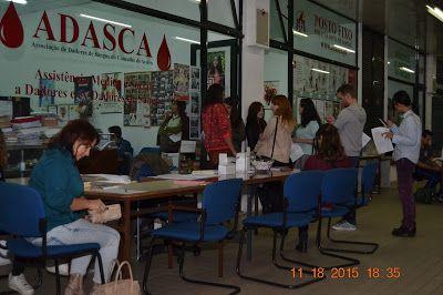 LITORAL CENTRO - COMUNICAÇÃO E IMAGEM: Sessão de Colheitas de Sangue Dia 25 de Novembro n...