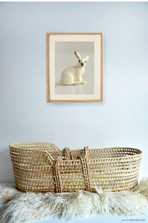 How To Weave A Moses Basket : Moses basket baskets and kid art on