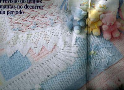 Delicadezas en crochet Gabriela: Mantilla