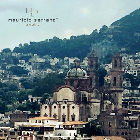 Escápate a Taxco de Alarcón @visittaxco donde nuestra joyeria toma vida! #UnaVerdaderaJoya mauricioserrano.com