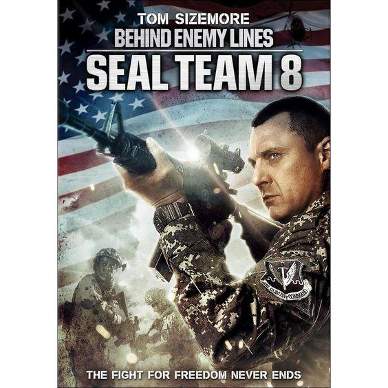 Seal Team 8 Behind Enemy Lines Dvd Tom Sizemore Enemy Free Movies Online