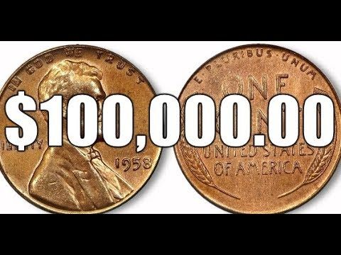The Rare Valuable 48 000 00 1959 D Mule Cent A Penny Worth Thousands Of Dollars Youtube Rare Coins Worth Money Coins Worth Money Penny Values