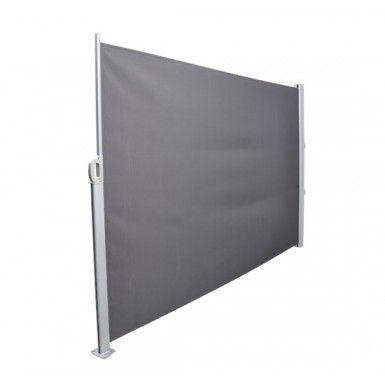 Buy garden retractable sun side awning folding screen wall for Retractable screen walls