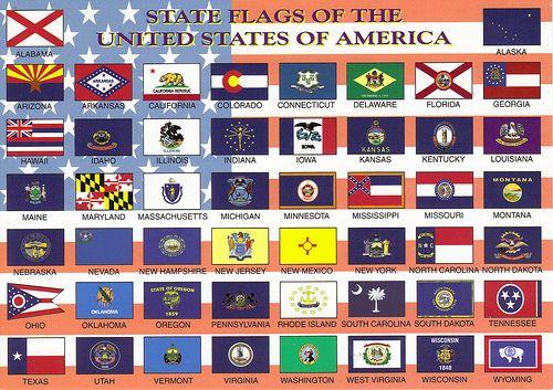 State Flags American State Flags State Flags U S States