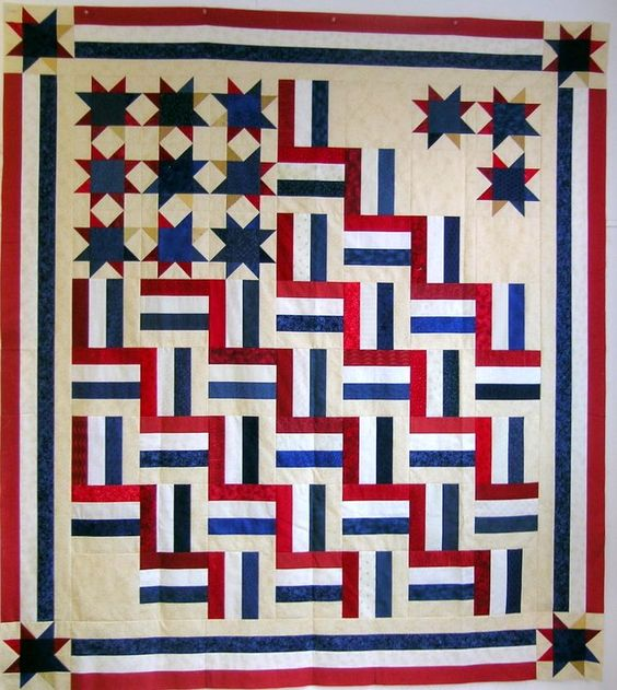 From Quilts of Valor