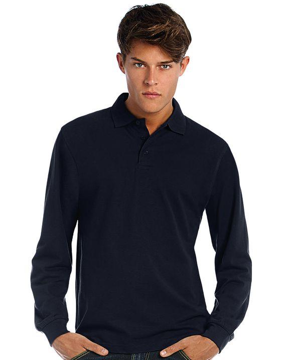 B&C Heavymill Polo Langarm Shirt online kaufen. Mode für Herren bei MPS MarkenPreisSturz.de Wir #bedrucken und #besticken auf Wunsch günstig Ihre Bekleidung. #poloshirts #summerstyle #fashion #clothing #Textildruck #Textilstick #Stutgart #Textildruckerei