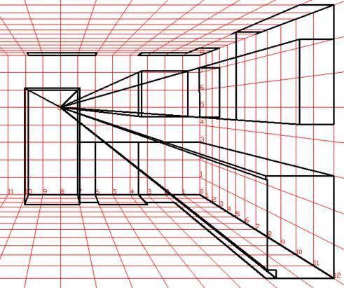 40++ Perspective en dessin cours trends