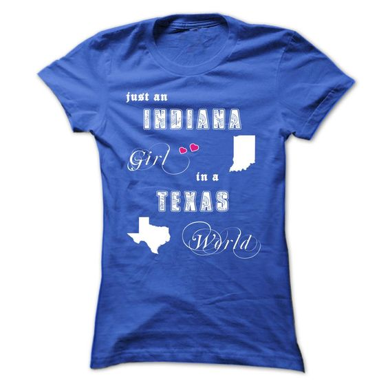 Indiana Girl in a Texas World