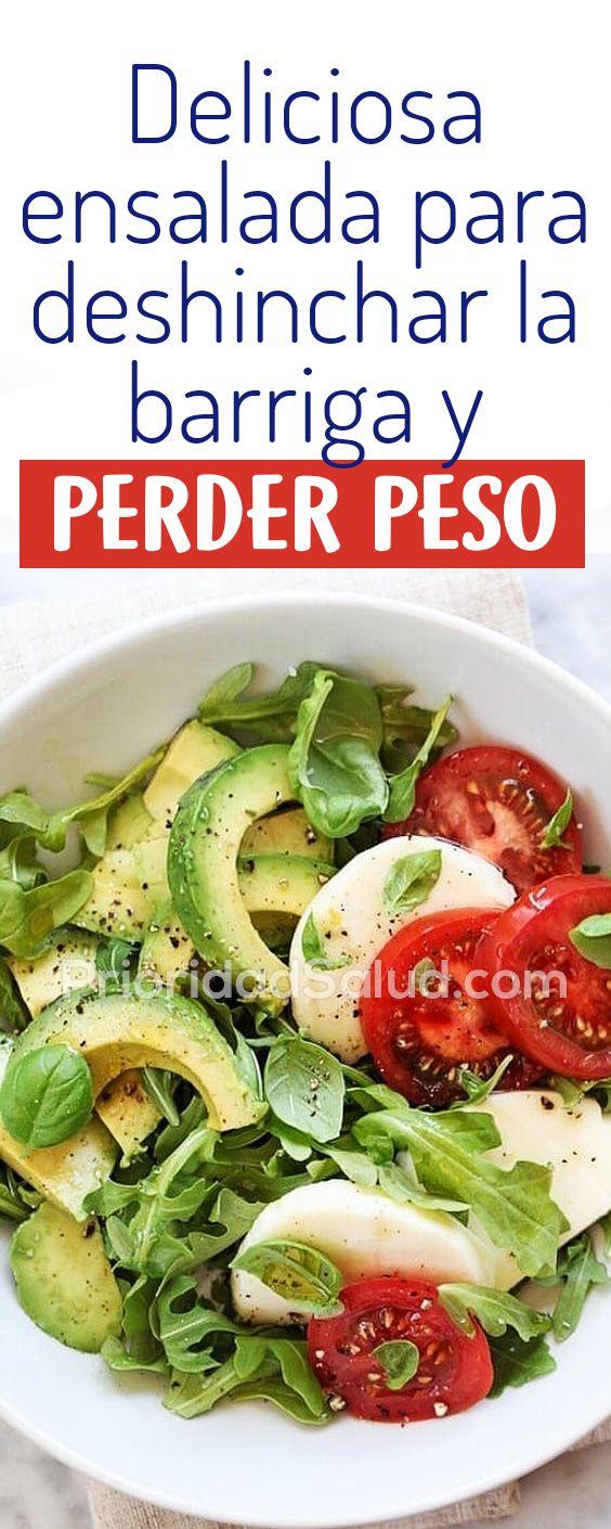 deliciosas recetas para bajar de peso