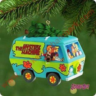 2001 Mystery Machine, Scooby Doo