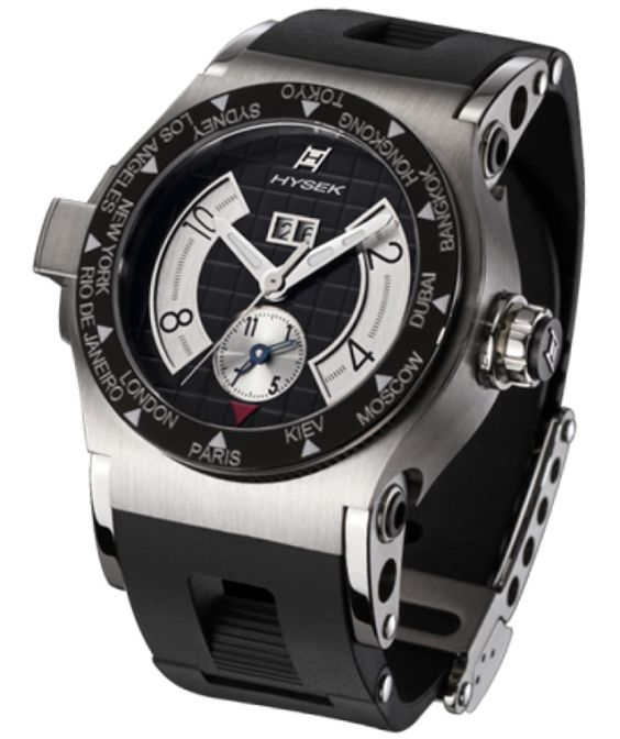 Hysek Abyss Dual Time Ref. AB4407A02
