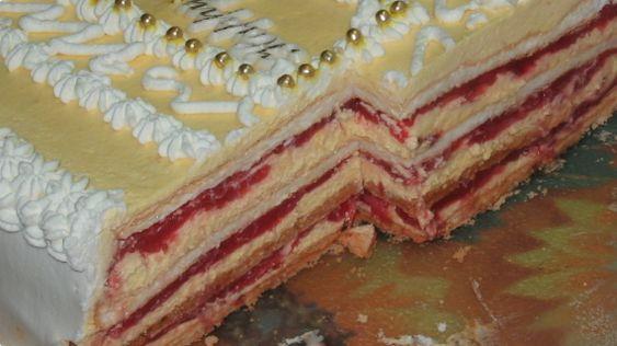 Kapri torta — Recepti — Coolinarika