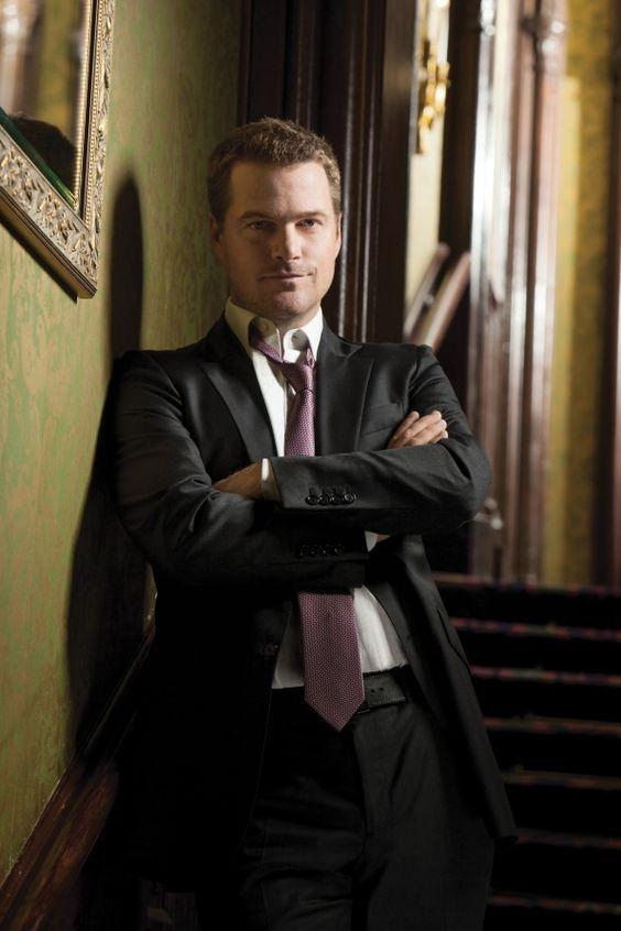 Watch Magazine Photos: Chris ODonnell on CBS.com: