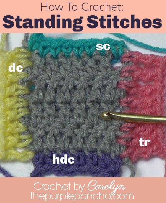 Pin On Crochet Motifs Stitches Tutorials