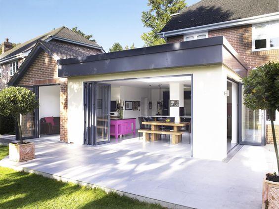 Stunning kitchen extensions   Beautiful Kitchens Blog