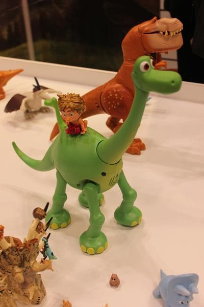Toy Fair 16 Highlight: Disney at the TOMY Booth